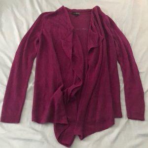 Dark pink The Limited Cardigan